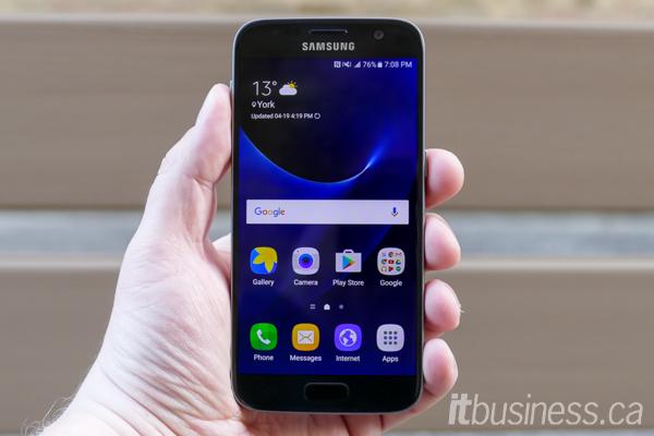 Samsung Galaxy S7-3