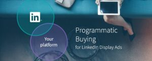 LinkedIn programmatic header