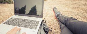 Remote work header