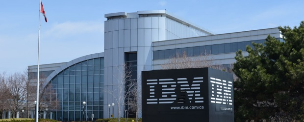 IBM Canada header