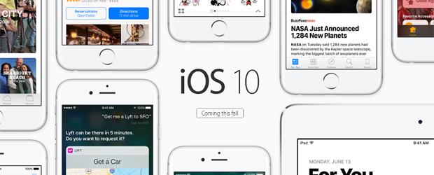 IOS 10 header