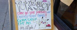 Pokemon Go for small businesses header