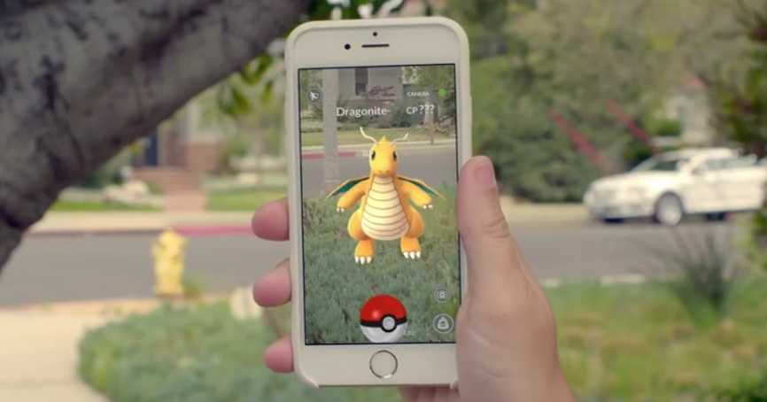 Pokemon Go screenshot 3