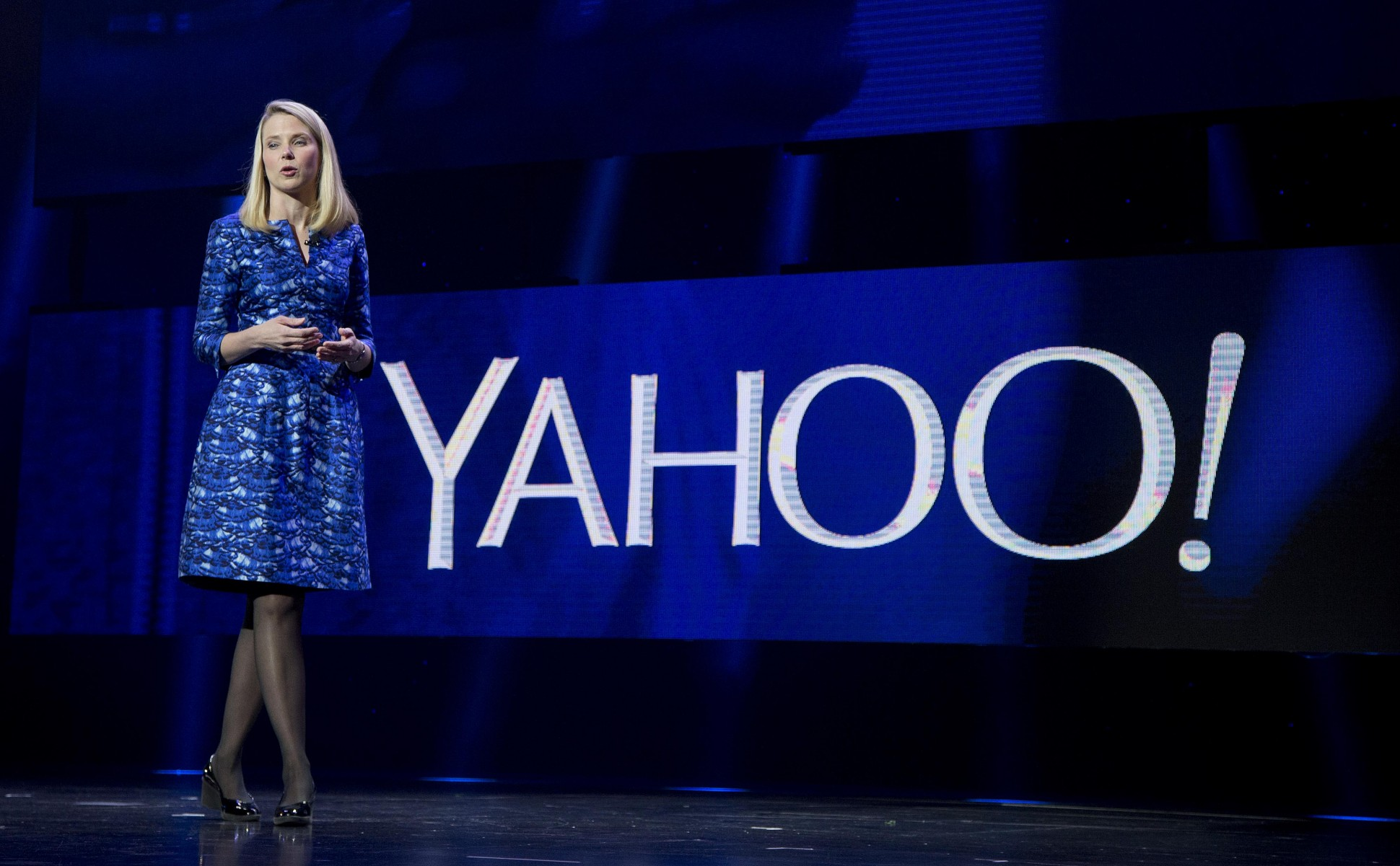 Yahoo slideshow 10 - Marissa Meyer