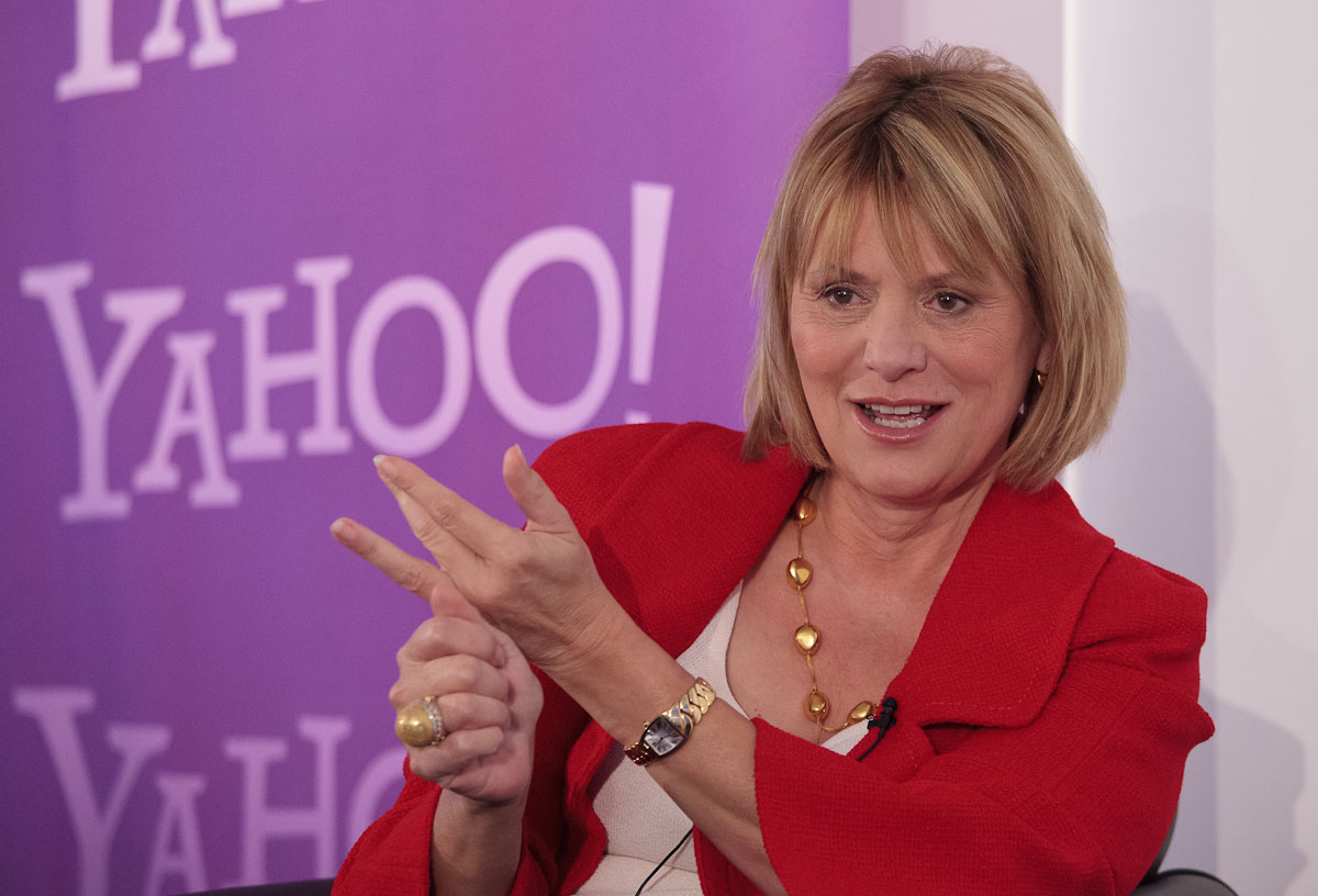 Yahoo slideshow 9 - Carol Bartz
