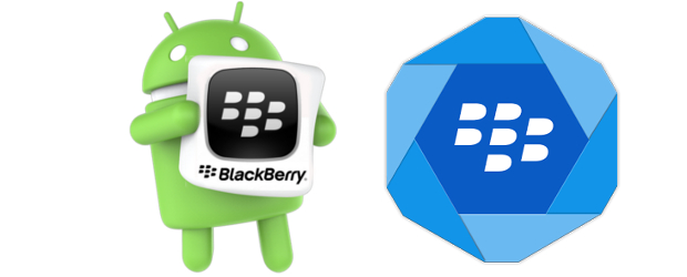 BlackBerry-Hub on Android 6M