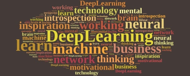 Deep Learning header