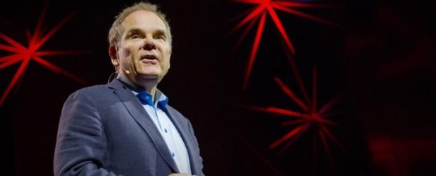 Don Tapscott TED Talk header