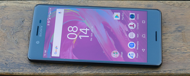 Sony Xperia X Performance-Title