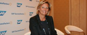 SAP's chief diversity and inclusion officer, Anka Wittenberg, is deeply committed to increasing her company's gender, cultural, and physical diversity - and using analytics to support her efforts.