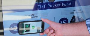 Ingenico Connected Screen - Visa - TIFF