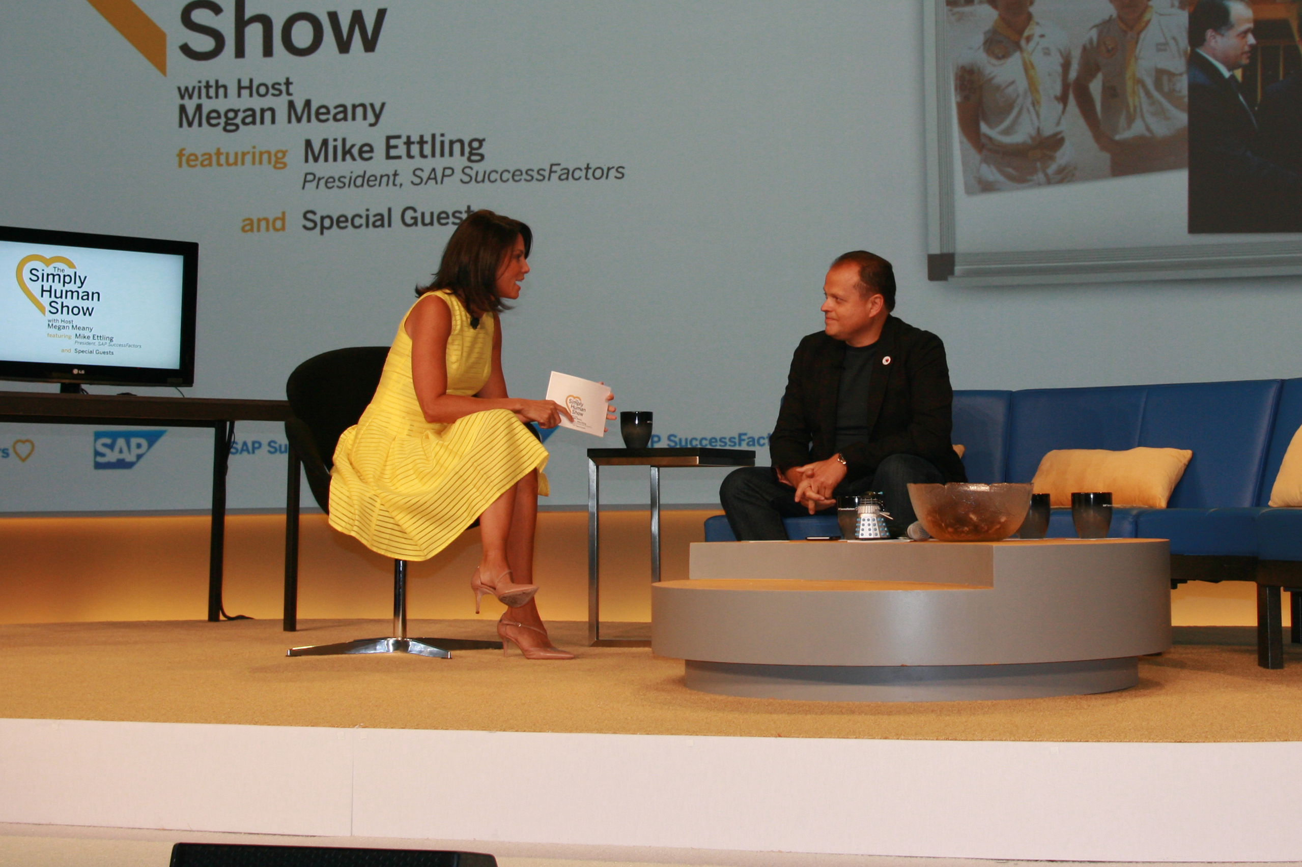 SAP Slideshow 4 - The Simply Human Show
