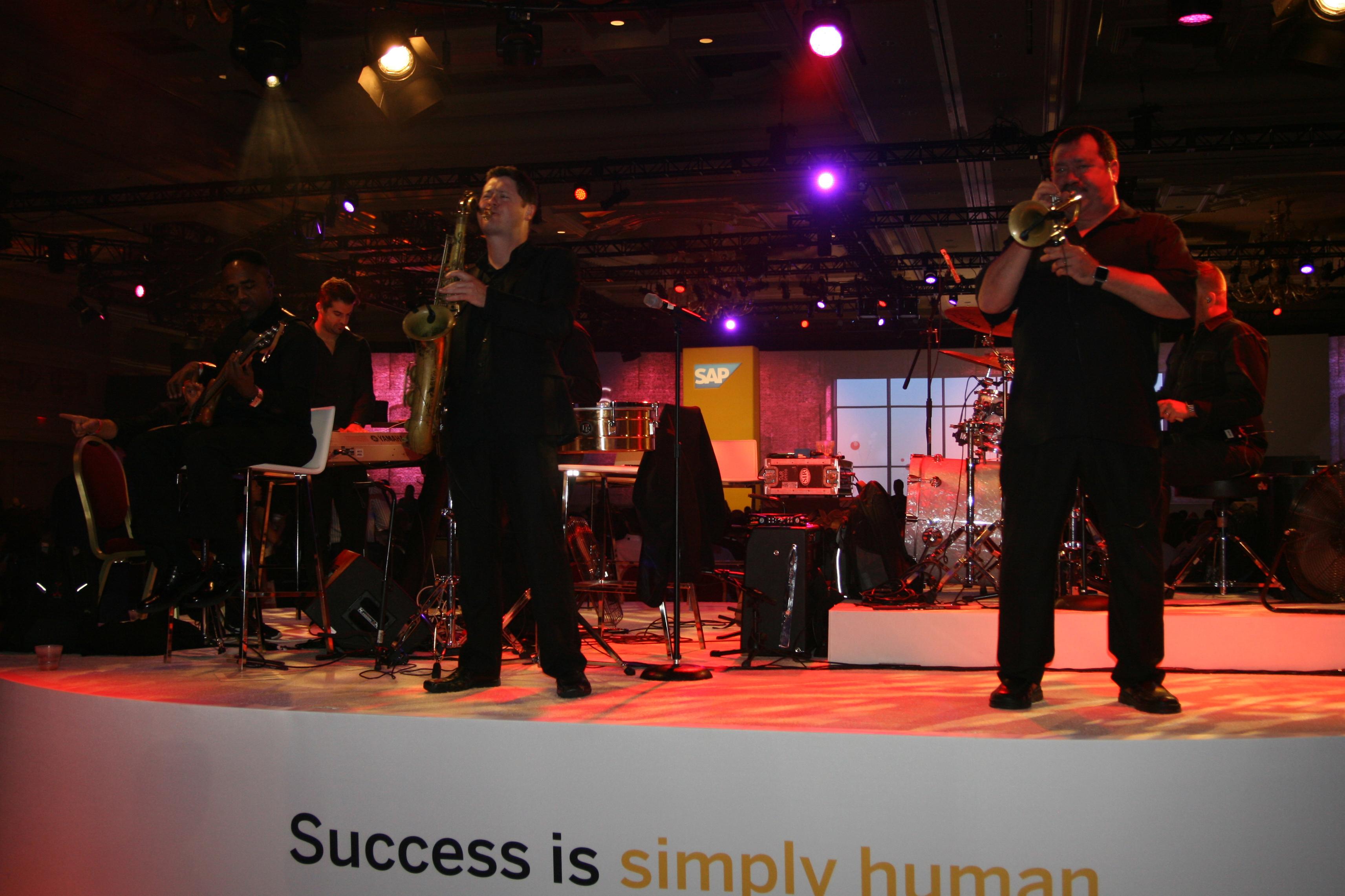 SAP Slideshow 5 - Big band