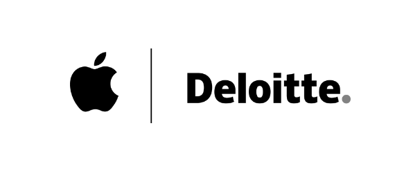 Apple Deloitte partnership