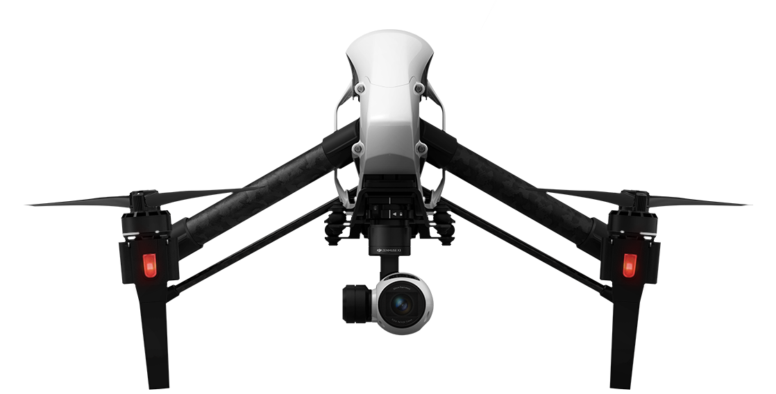 This Inspired drone is one of DJIs industrial segment UAV units.