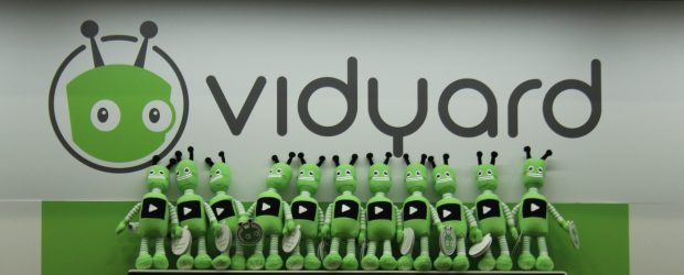 VidYard - Dreamforce booth