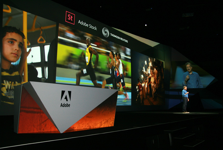 adobe-max-keynote-3-bryan-lamkin-introducing-reuters-partnership