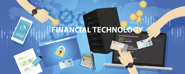 fintech financial technology services banking commercial