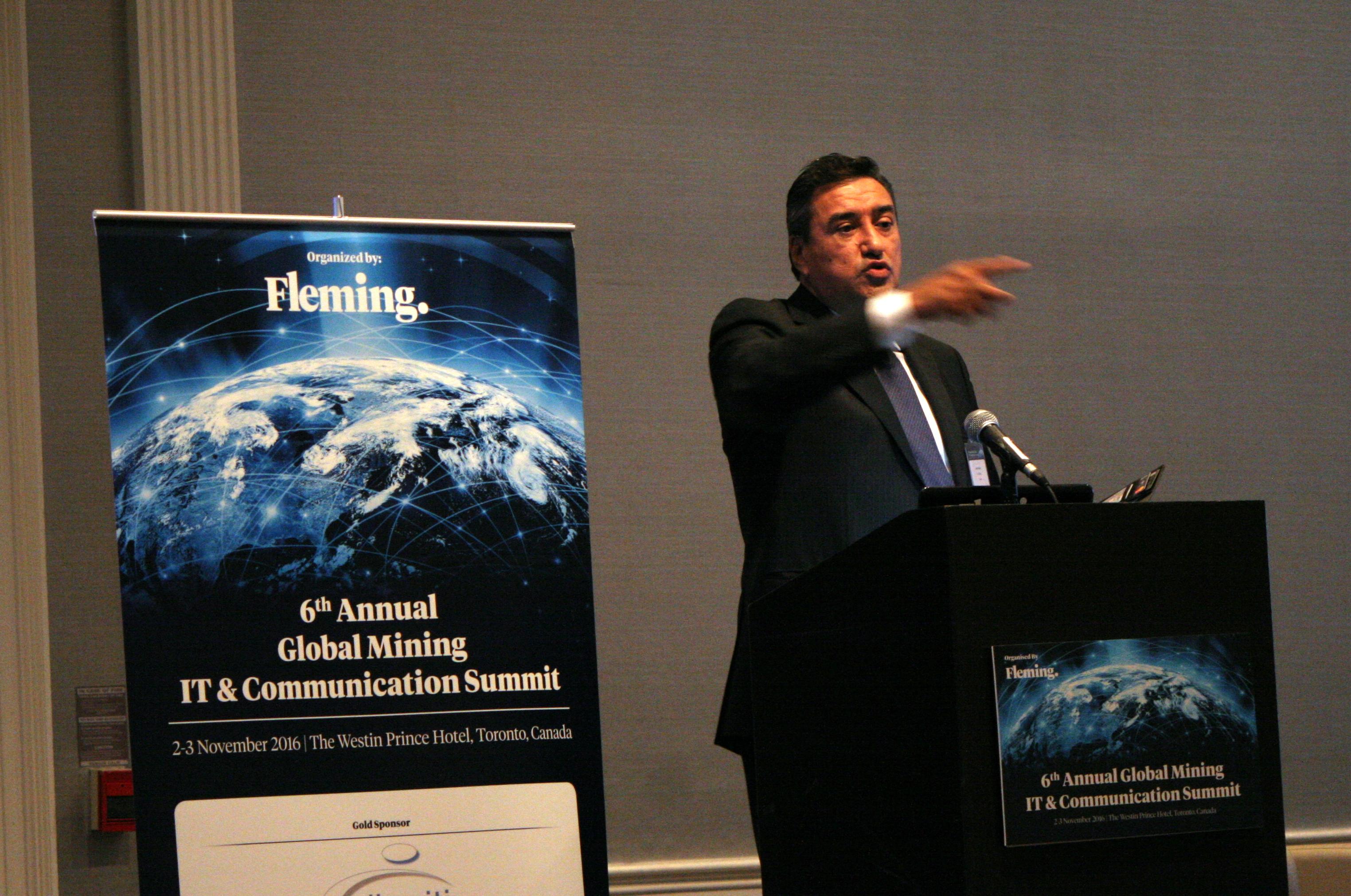 Global Mining IT - Martin Palacios
