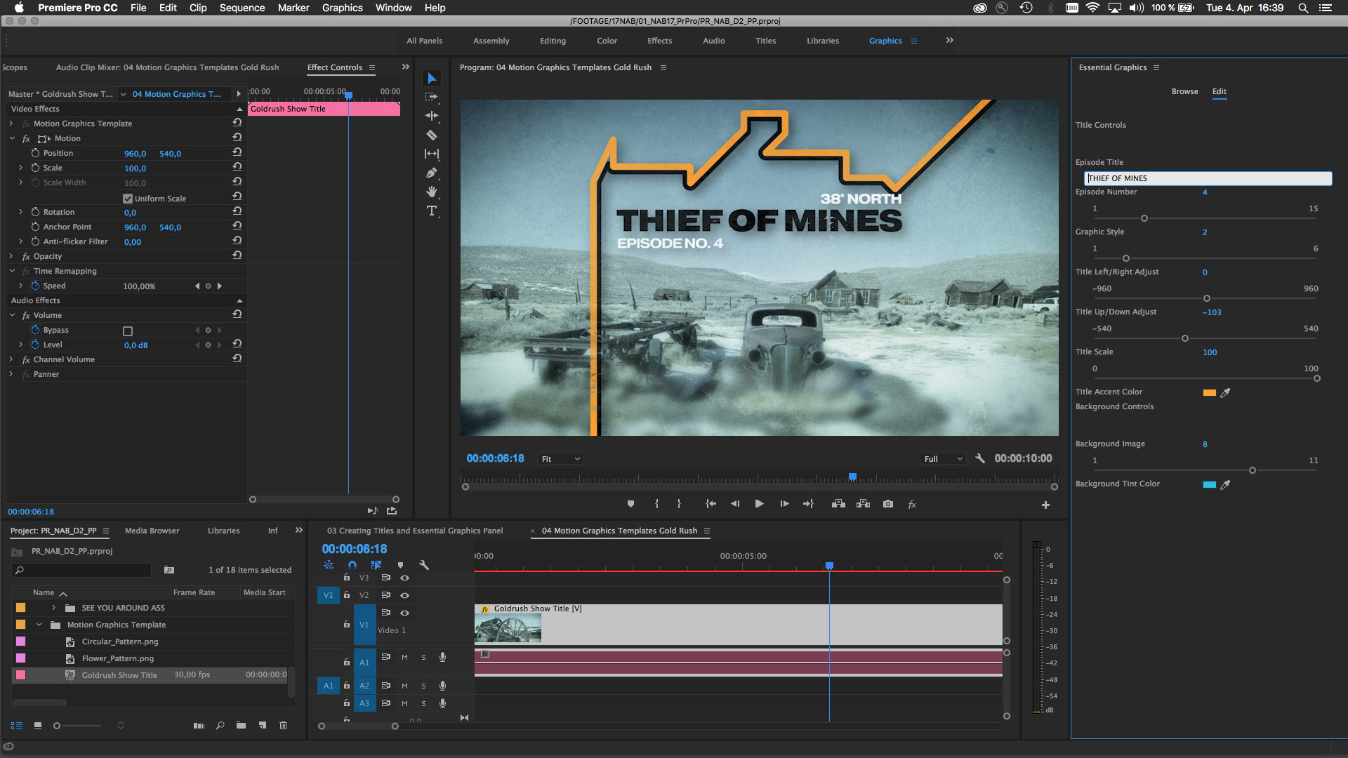 New adobe creative cloud features include motion graphics ai supported video it business for Premiere pro templates free
