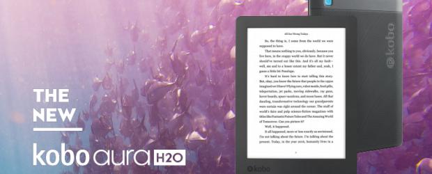 Kobo Aura H20 feature