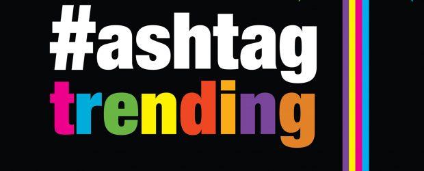 Hashtag Trending - podcast banner
